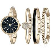Anne Klein Women's AK/1470 Watch and Bracelet Set | Jewelry for sale in Lagos State, Lagos Island