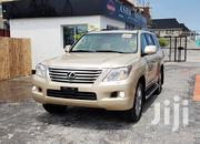Lexus LX 2011 570 Gold | Cars for sale in Lagos State, Lekki Phase 1