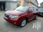 Lexus RX 2012 Red | Cars for sale in Lagos State, Amuwo-Odofin