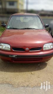 Nissan Micra 1996 Red   Cars for sale in Oyo State, Ibadan