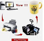 Combo Combo Mug Press Machines | Printing Equipment for sale in Lagos State, Ikeja