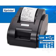 Xprinter Mini Thermal Receipt Printer USB Black -59% ₦ 20,500   Printers & Scanners for sale in Abuja (FCT) State, Central Business District