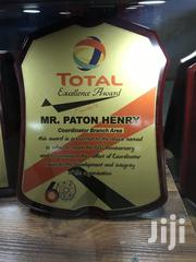 Award Plaque | Arts & Crafts for sale in Lagos State, Ikorodu