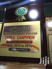 Award Plaque   Arts & Crafts for sale in Lagos State, Ikotun/Igando