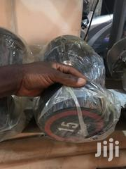 15kg Dumbell   Sports Equipment for sale in Lagos State, Lekki Phase 1