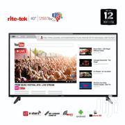 Ritetek Android TV 40inch | TV & DVD Equipment for sale in Lagos State, Yaba
