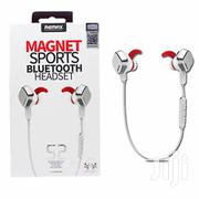Remax Magnet Sport Bluetooth Headset | Headphones for sale in Abuja (FCT) State, Wuse 2
