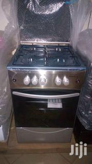 MAXI All Gas 4 Burners With Oven Blue Flame Automatic Ignition | Kitchen Appliances for sale in Lagos State, Ojo