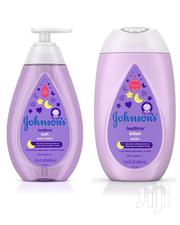 Johnson'S Nighttime Wash Lotion Set 13.6oz | Baby & Child Care for sale in Abuja (FCT) State, Wuse