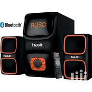 Havit Hv-sf3088bt Multimedia Woofer Speakers With Bluetooth | Audio & Music Equipment for sale in Abuja (FCT) State, Wuse 2