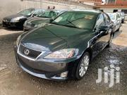 Lexus IS 2010 250 AWD Automatic Gray | Cars for sale in Lagos State, Ikeja