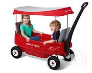 Radio Flyer, Deluxe All-terrain Pathfinder Wagon W/ Canopy | Toys for sale in Abuja (FCT) State, Central Business District