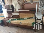 6x6 Bedframe With Mattress | Furniture for sale in Lagos State, Ojo