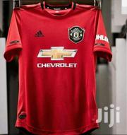 Manchester United 2019/20 Home Jersey   Sports Equipment for sale in Lagos State, Lagos Mainland