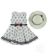 Turkey 2 in 1 Girls Cute Gown With Cap | Children's Clothing for sale in Lagos State, Isolo