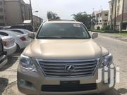 Lexus LX 2011 570 Gold | Cars for sale in Lagos State, Lekki Phase 2