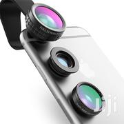3 In 1 Mobile Phone Lens Wide Angle Micro Fish-eye Lens | Accessories for Mobile Phones & Tablets for sale in Abuja (FCT) State, Jabi