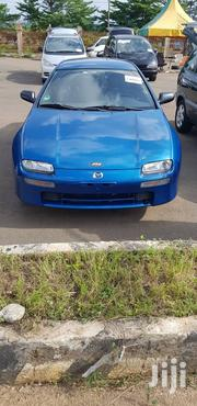 Mazda 323 2002 1.6 Blue | Cars for sale in Ondo State, Akure South