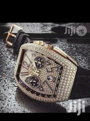 Franck Muller Full Stone Leather | Watches for sale in Lagos State, Lagos Island