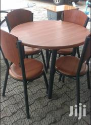 This Is Wooden Restaurant Chair And Table   Furniture for sale in Lagos State, Lekki Phase 1