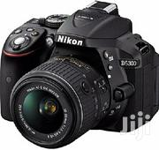 Nikon D5300 DSLR Camera With AF-P 18-55mm Lens | Photo & Video Cameras for sale in Abuja (FCT) State, Central Business District