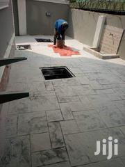 Decorative Stamped Concrete | Building & Trades Services for sale in Lagos State, Ikoyi