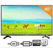 Hisense 40-inch LED Full HD Television N2176 With Free Wall Bracket | TV & DVD Equipment for sale in Cross River State, Calabar