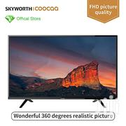 """Coocaa 40"""" LED FHD With Stereo Audio TV - Black - Made By Skyworth 