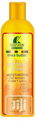 Natural Hair Shea Butter Conditioner 500ml | Hair Beauty for sale in Abuja (FCT) State, Central Business District