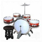 Generic Kids Drum Set With Seat | Toys for sale in Rivers State, Port-Harcourt