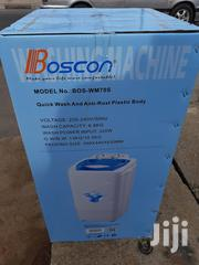 Boscom 6.8kg Single Washing Machine With 1year WARRANTY | Home Appliances for sale in Lagos State, Lagos Mainland