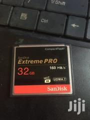Compact Flash 32gb For Canon 7d Camera | Accessories & Supplies for Electronics for sale in Edo State, Benin City
