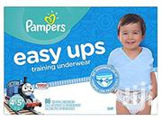 Pampers Easy Ups Training Pant For Boy N Girl | Baby & Child Care for sale in Lagos State, Ikeja