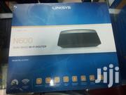 Linksys E2500 N600 Dual Band Wi-Fi Router | Networking Products for sale in Lagos State, Ikeja