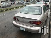 Toyota Corolla 2001 Silver | Cars for sale in Lagos State, Ikeja