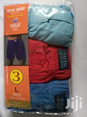 Boxers 3 In 1 Top Quality | Clothing for sale in Lagos State, Ikeja