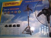 Casa DC/AC Fan With 12v/7ah Battery | Electrical Equipments for sale in Lagos State, Ojo