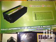 12v Fully Dc To Ac Inverter With Battery Charger | Electrical Equipments for sale in Lagos State, Ojo
