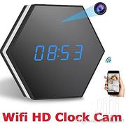 Generic 1080P HD Wifi Wall Clock For Smartphones | Home Accessories for sale in Abuja (FCT) State, Central Business District