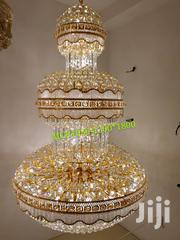 Dubai Classical Crystal Chandelier Led And Bulbs | Home Accessories for sale in Lagos State, Victoria Island