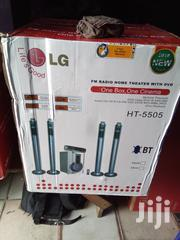 LG Bluetooth Home Theater System With Two Years Warranty | Audio & Music Equipment for sale in Rivers State, Port-Harcourt