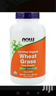 Now Wheat Grass Pure Powder | Vitamins & Supplements for sale in Lagos State, Ojota