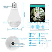WIFI Camera Panoramic 360° View Smart Light Bulb | Security & Surveillance for sale in Lagos State, Ikeja