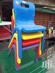 High Classic Children's Strong Plastic Chairs | Children's Furniture for sale in Lagos State, Lekki Phase 2