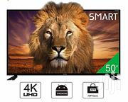 """Syinix Android 4K UHD Smart LED TV 50""""   TV & DVD Equipment for sale in Abuja (FCT) State, Central Business District"""