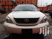 Lexus RX 2007 350 4x4 White | Cars for sale in Lagos State, Yaba