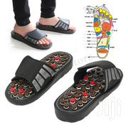 Foot Reflex Massage Acupuncture Healthy Slippers Shoes Massager | Massagers for sale in Lagos State, Lagos Mainland