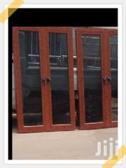 4ft By 4ft Aluminum Casement Window With Protector | Windows for sale in Enugu State, Enugu