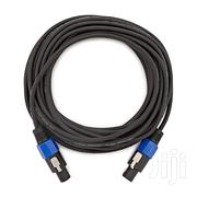 10m Speakon To Speakon Cable | Accessories & Supplies for Electronics for sale in Lagos State, Lagos Mainland