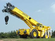 Crane, Excavator And Swamp Buggy For Hiring | Building & Trades Services for sale in Rivers State, Port-Harcourt